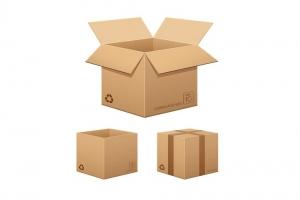 湖南快递纸箱-长沙卡盒